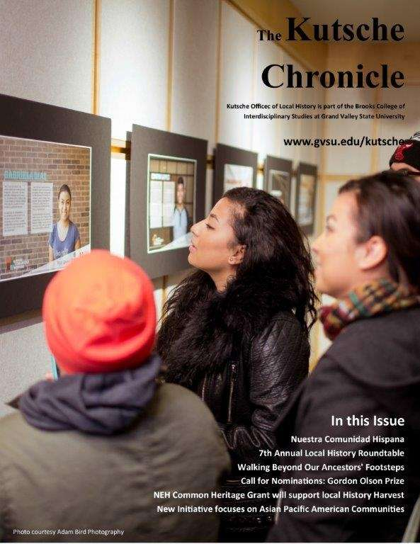 Winter 2016 Kutsche Chronicle